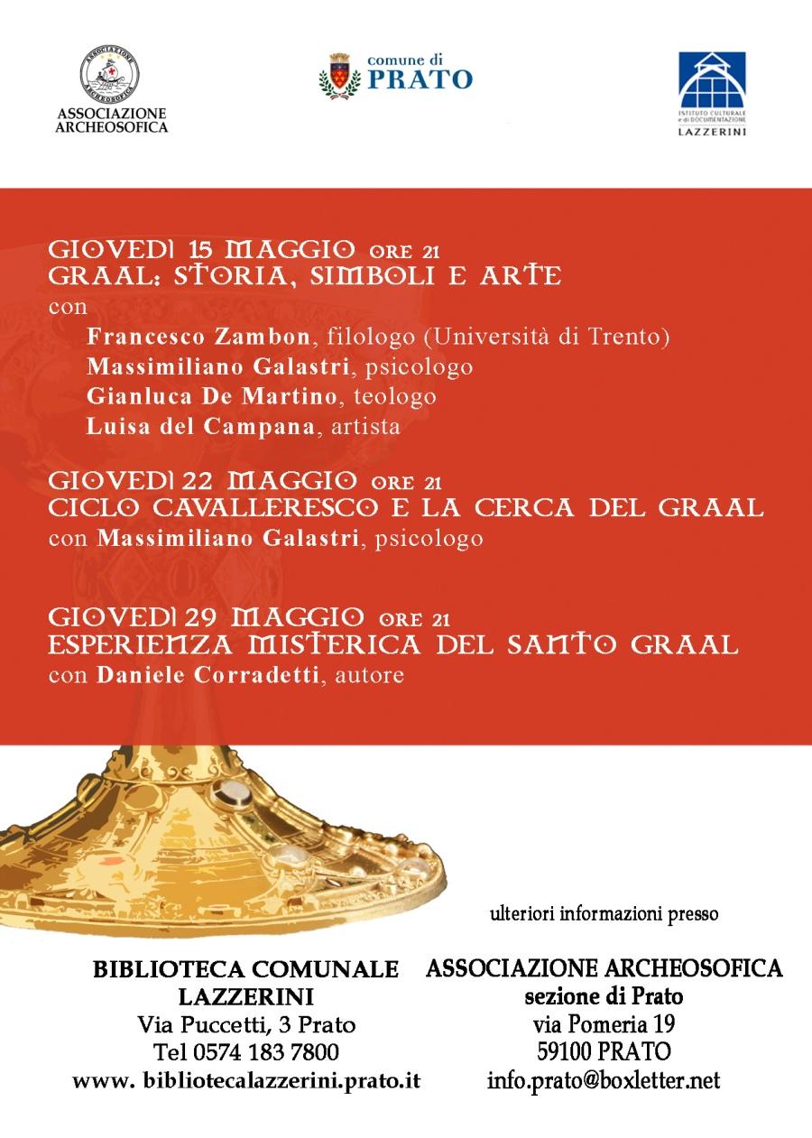 Santo Graal Istituzionale Lazzerini